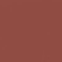 Red Clay paint color DET447 #8F4B41