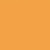 O'Brien Orange paint color DET460 #F3A347