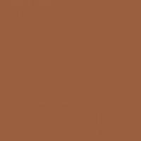 Harrison Rust paint color DET467 #9A5F3F