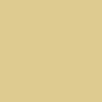 Sonoma Chardonnay paint color DET471 #DDCB91