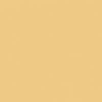 Ochre Revival paint color DET472 #EEC987