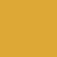 Sunny Disposition paint color DET481 #DBA637