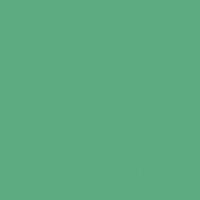 Green Tourmaline paint color DET524 #5EAB81