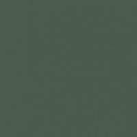 Greener Pastures paint color DET529 #495A4C