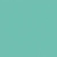Fiesta Blue paint color DET548 #6FC0B1