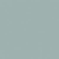 Easy Breezy Blue paint color DET553 #9EB1AE
