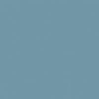 Smoky Blue paint color DET570 #7196A6