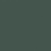 Moss Cottage paint color DET608 #42544C