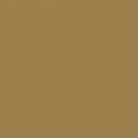 Heart of Gold paint color DET656 #9D7F4C