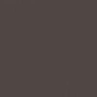 Espresso Macchiato paint color DET680 #4F4744