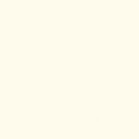 Glamour White paint color DEW348 #FFFCEC
