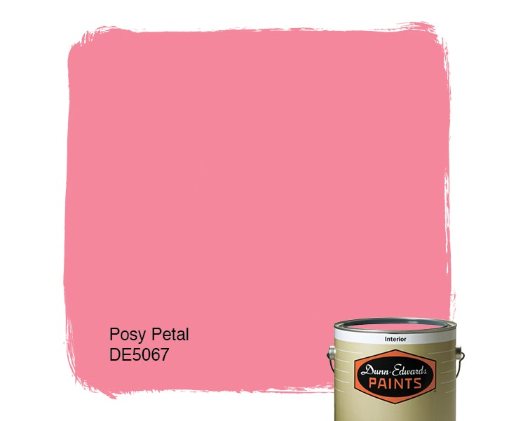 Posy Petal paint color DE5067