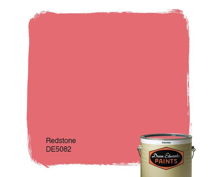 Redstone paint color DE5082