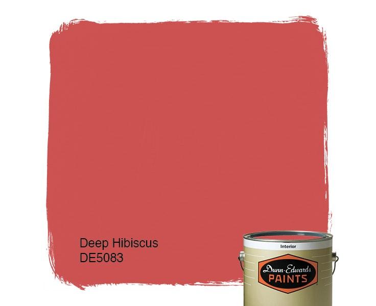 Deep Hibiscus paint color DE5083