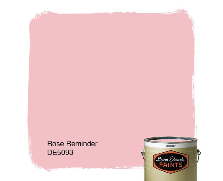 Rose Reminder paint color DE5093