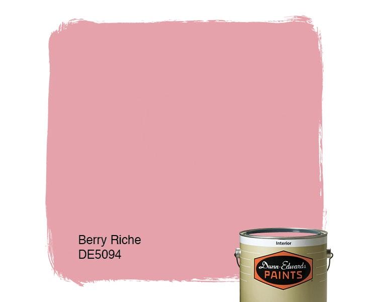 Berry Riche paint color DE5094