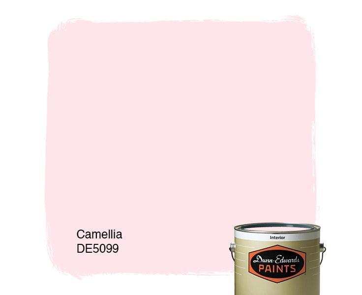 Camellia paint color DE5099