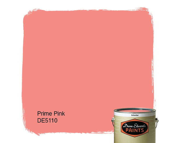 Prime Pink paint color DE5110