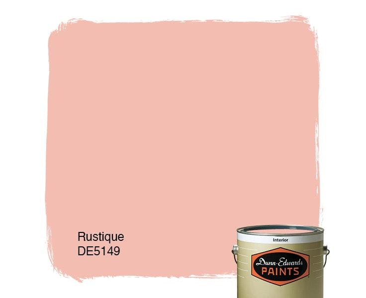 Rustique paint color DE5149