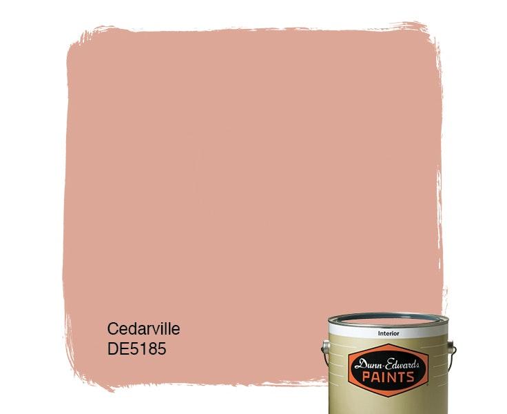 Cedarville paint color DE5185