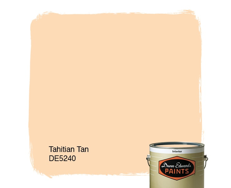Tahitian Tan paint color DE5240