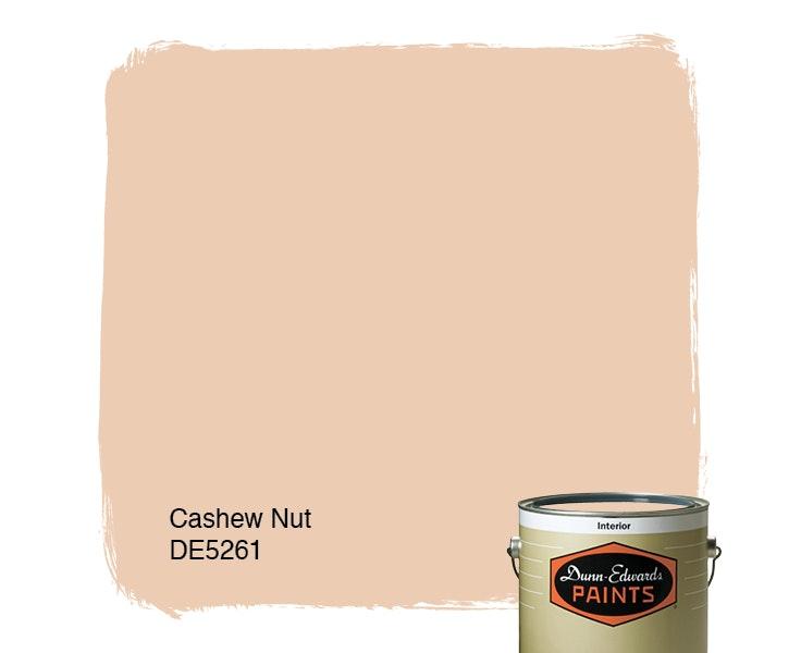 Cashew Nut paint color DE5261