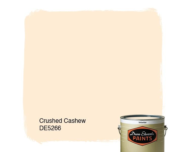 Crushed Cashew paint color DE5266