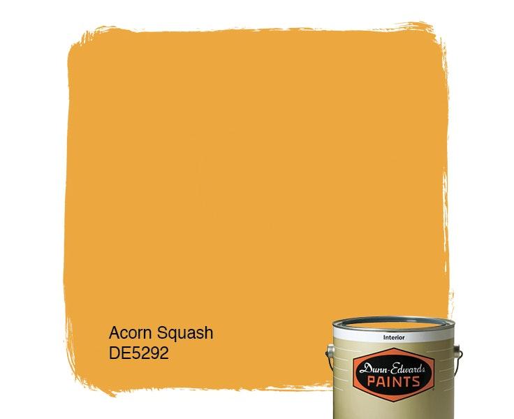 Acorn Squash paint color DE5292