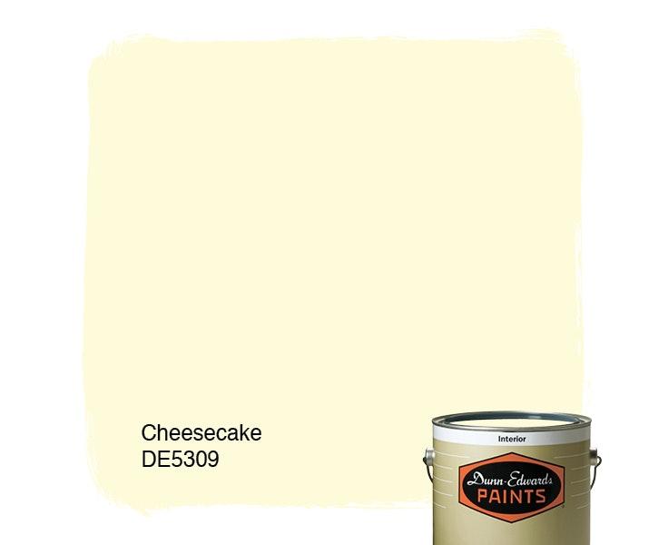 Cheesecake paint color DE5309