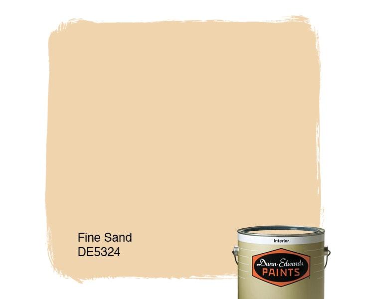 Fine Sand paint color DE5324