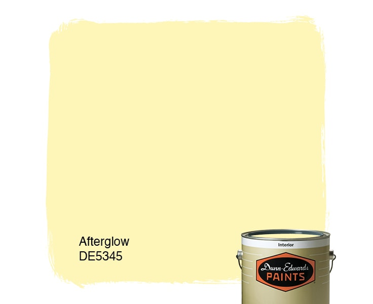 Afterglow paint color DE5345