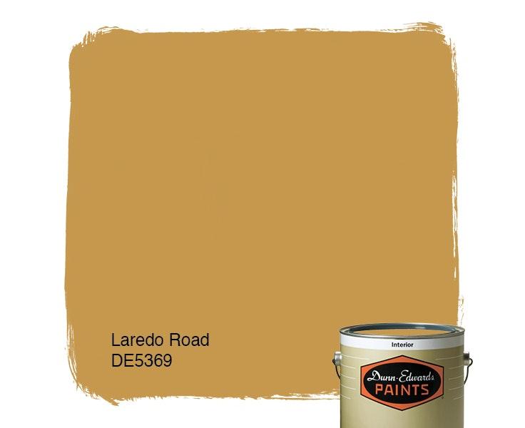 Laredo Road paint color DE5369