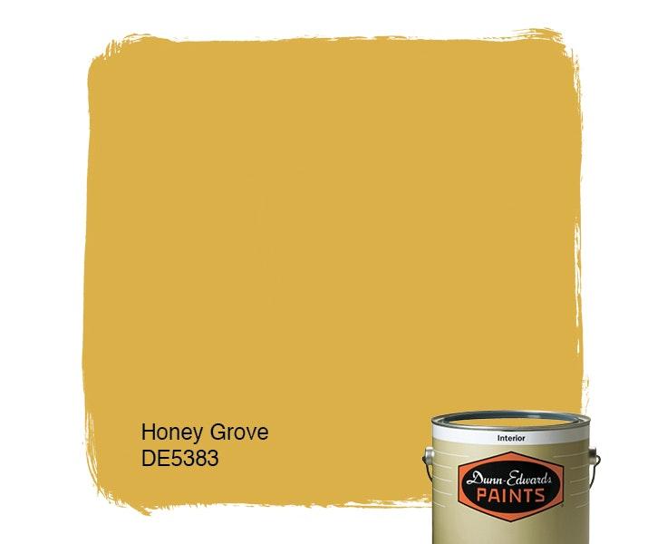 Honey Grove paint color DE5383