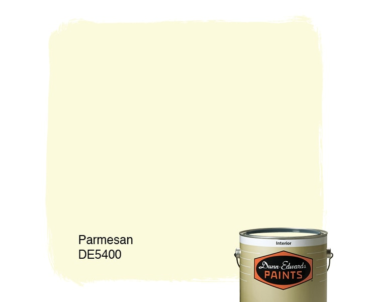 Parmesan paint color DE5400