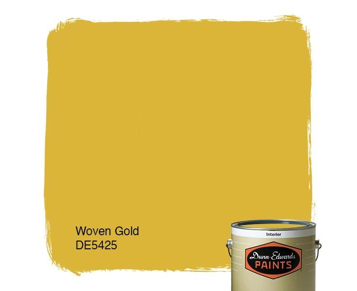 Woven Gold paint color DE5425