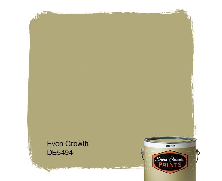 Even Growth paint color DE5494