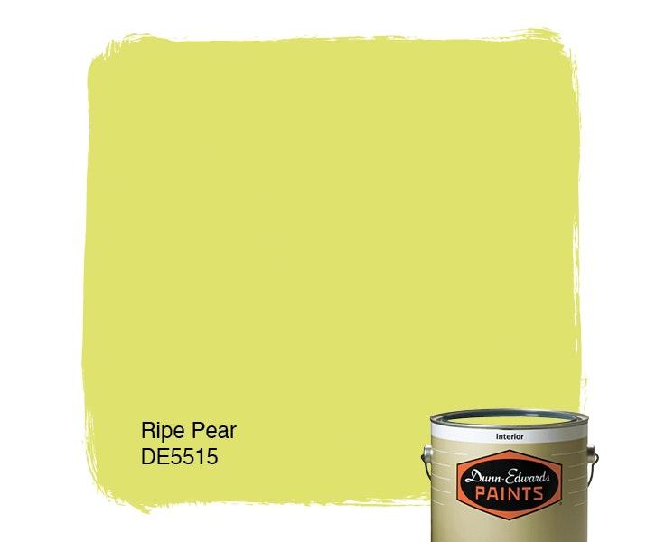 Ripe Pear paint color DE5515
