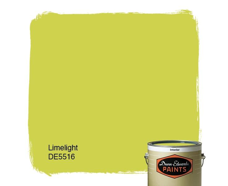 Limelight paint color DE5516