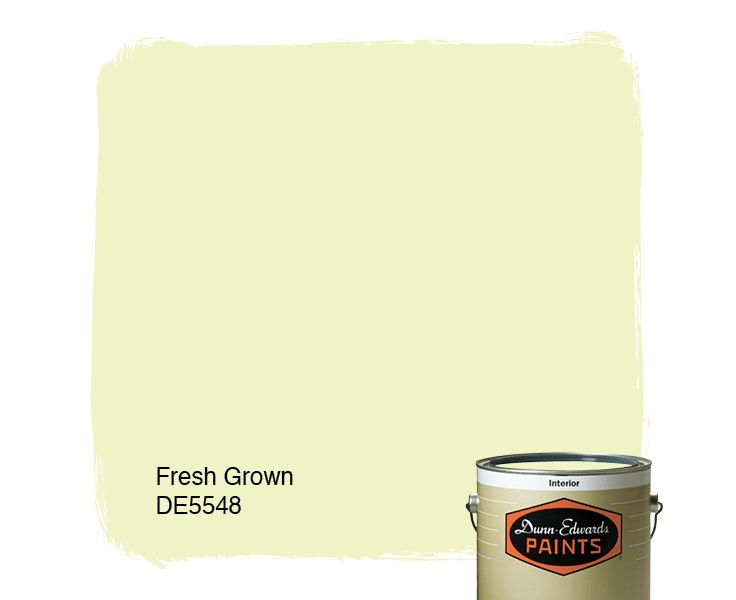 Fresh Grown paint color DE5548