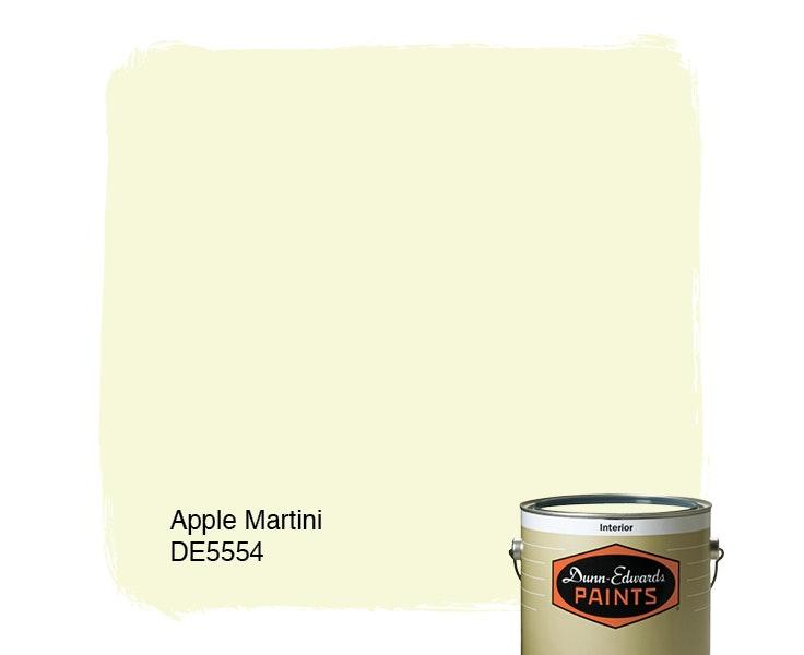 Apple Martini paint color DE5554
