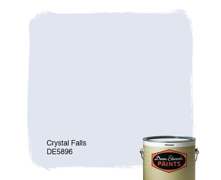 Crystal Falls paint color DE5896
