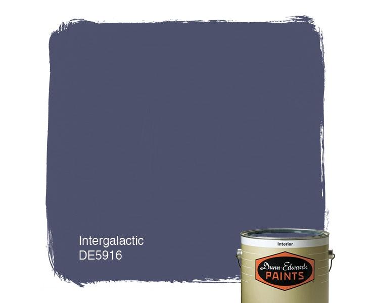 Intergalactic paint color DE5916