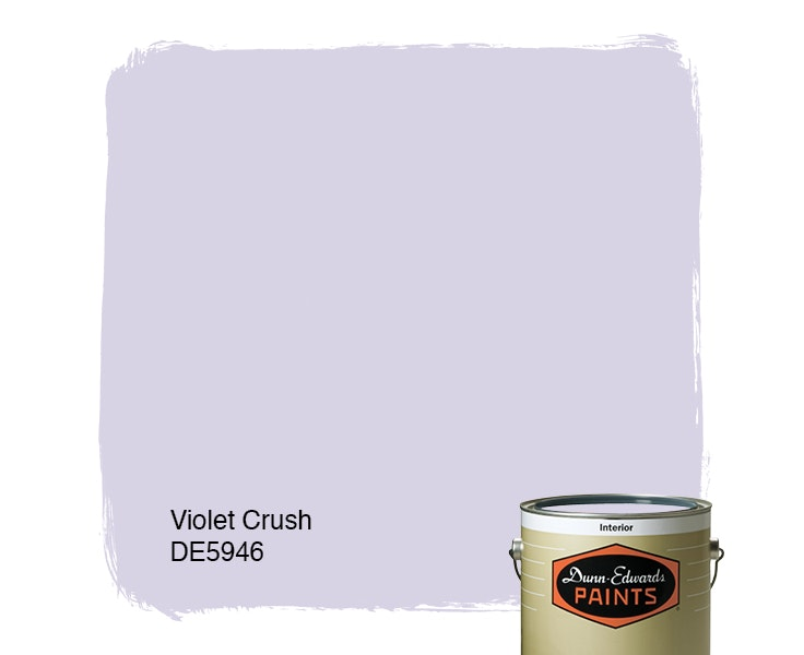 Violet Crush paint color DE5946