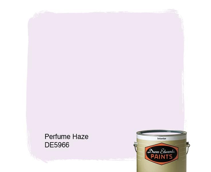 Perfume Haze paint color DE5966