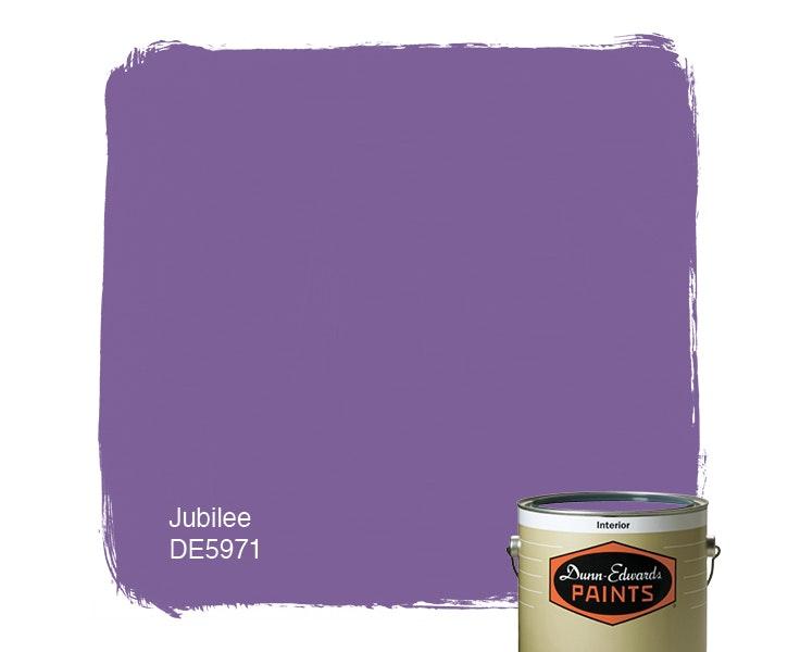 Jubilee paint color DE5971