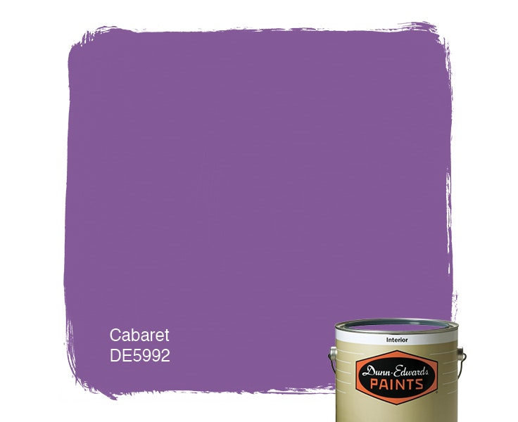 Cabaret paint color DE5992