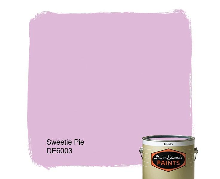 Sweetie Pie paint color DE6003