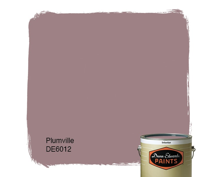 Plumville paint color DE6012