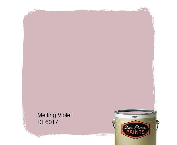 Melting Violet paint color DE6017
