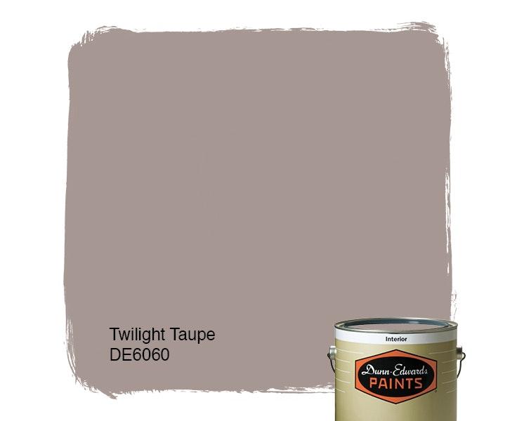 Twilight Taupe paint color DE6060